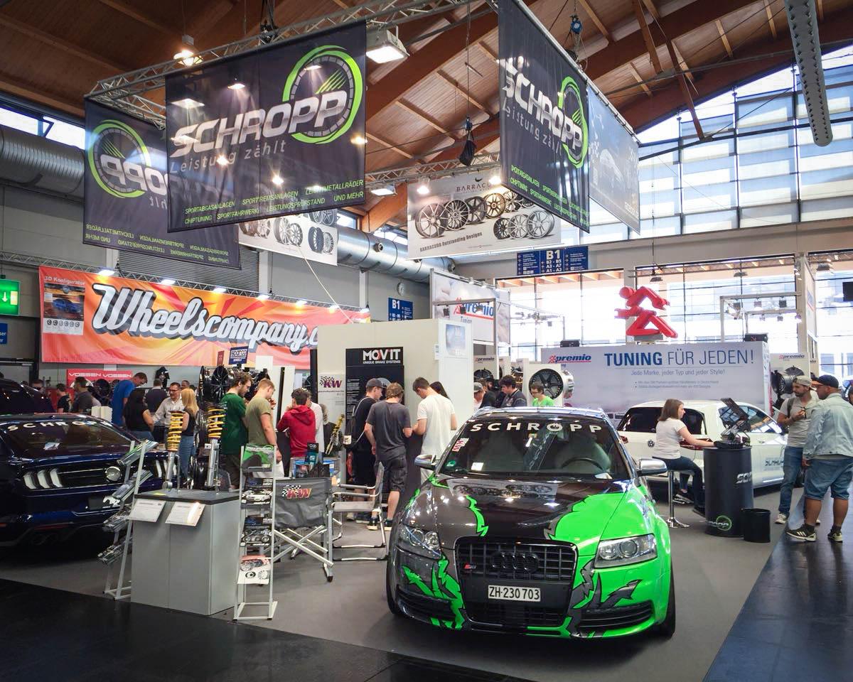 JMS-Farhzeugteile_Tuningworld Bodensee_2018_Friedrichshafen_1